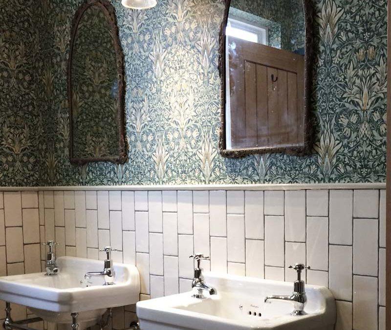 pub bathroom installation